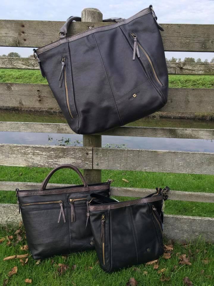 De nieuwe collectie Ferchi (een Spaans tassenmerk) is weer prachtig! Online en in de winkel verkrijgbaar.