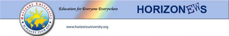 Official Blog for Horizons Univerrsity