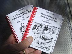 Ten Best Survival Books: How To Survive Anything, Anywhere... Emergency Preparedness The Right Way... Just In Case (Self-Sufficiency & The Unexpected)... Modern Survival Manual (Economic Collapse)... How To Survive The End of The World (Tactics, Techniques & Technologies For Uncertain Times)... Nuclear War Survival Skills... SAS Survival Guide... Handbook To Practical Disaster Preparedness For The Family... Encyclopedia of Country Living... Back To Basics (Guide To Traditional Skills)...