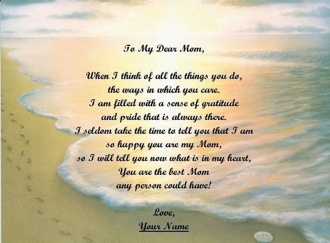 Happy Mother S Day Poems 2018 Free Download For Mom Happy Birthday Mom Quotes Mom Poems Happy Mothers Day Poem