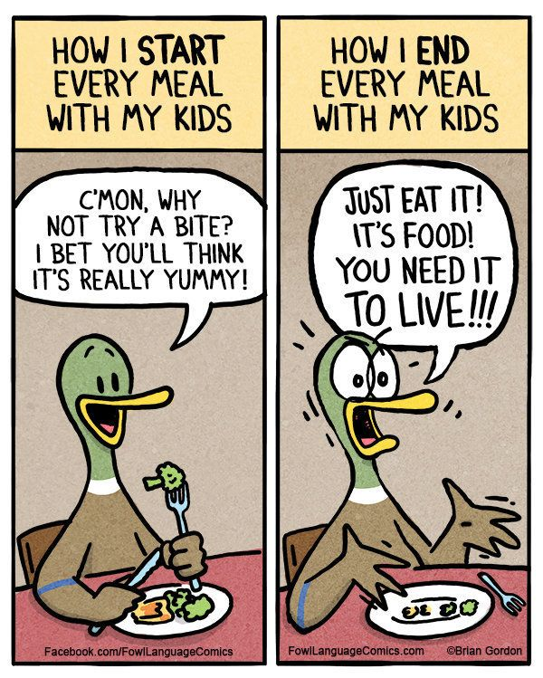 When it comes to the ups and downs of parenting, sometimes you just have to laugh. That's why greeting card artist and dad of two Brian Gordon created Fowl Language Comics, a funny, sweet and often expletive