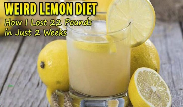 Lemons can help you lose weight within a very short period of time. Namely, by following this lemon diet you may lose up to 20 pounds in 14 days.