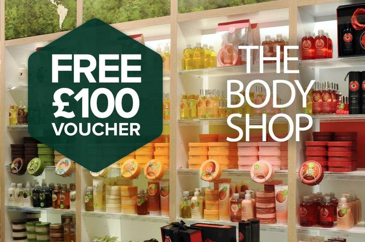 a Mystery Shopper for The Body Shop! Mystery