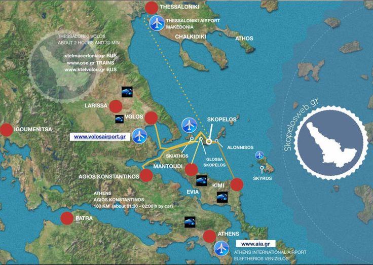 skopelos travel map