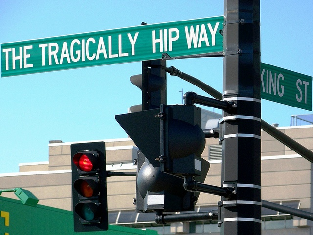The Tragically Hip Way, Kingston, ON