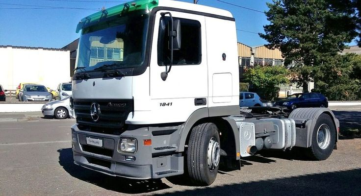MERCEDES-BENZ ACTROS 1841 tractor units for sale. عروض شاحنات للطلب من الاتحاد الأوروبي ادخل موقعنا للتواصل | www.Pitog.com |