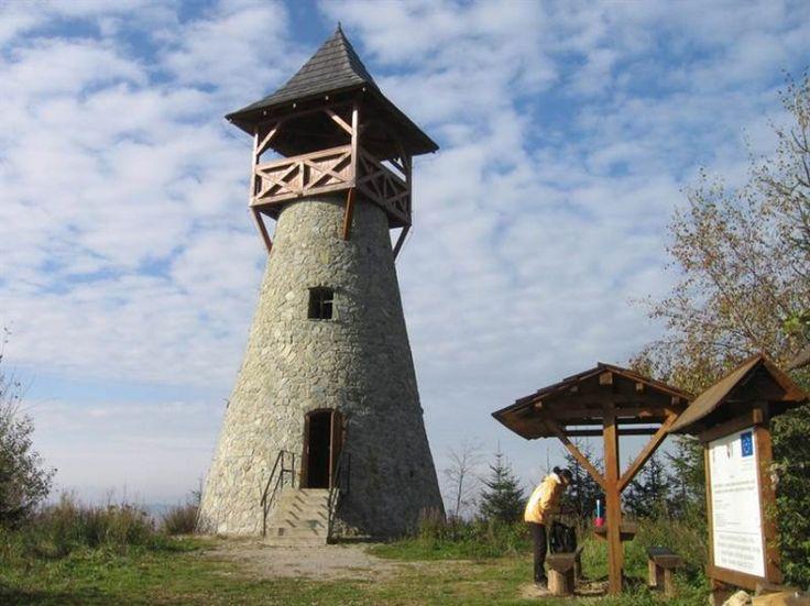 18 zaujímavých rozhľadní na Slovensku, ktoré ponúkajú pekný výhľad | Sóda                             Z obce Stará Bystrica
