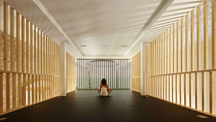 The Architecture of Ayurveda: 6 Contemporary Spaces for Yoga