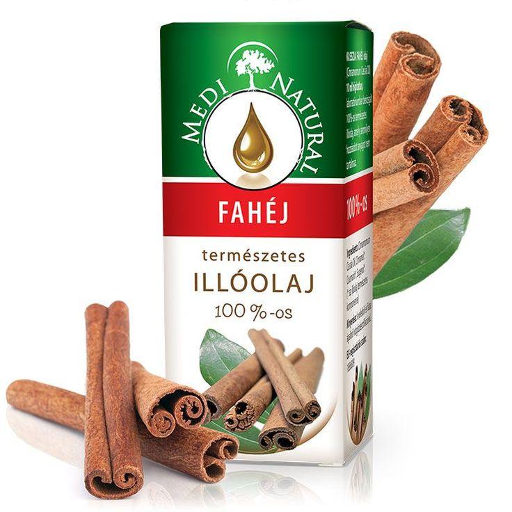 Medinatural 100%-os FAHÉJ ILLÓOLAJ | Cinnamomi cassiae oil