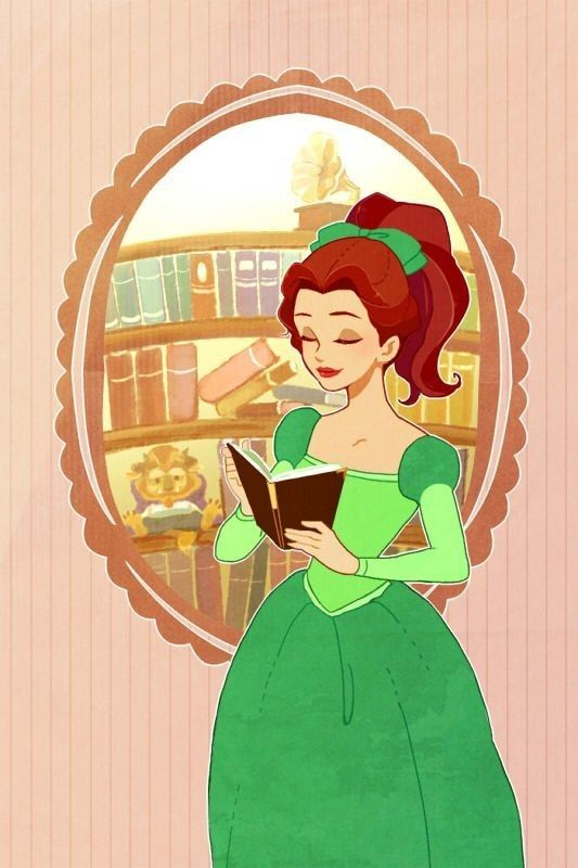what a puzzle to the rest of us is belle