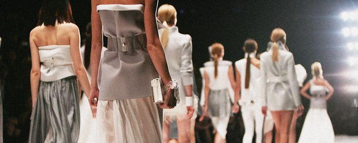 Обзор первого дня Mercedes-Benz Fashion Week Russia 2015