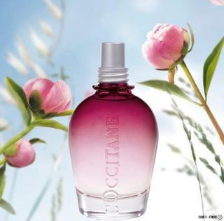 L'Occitane Peony perfume