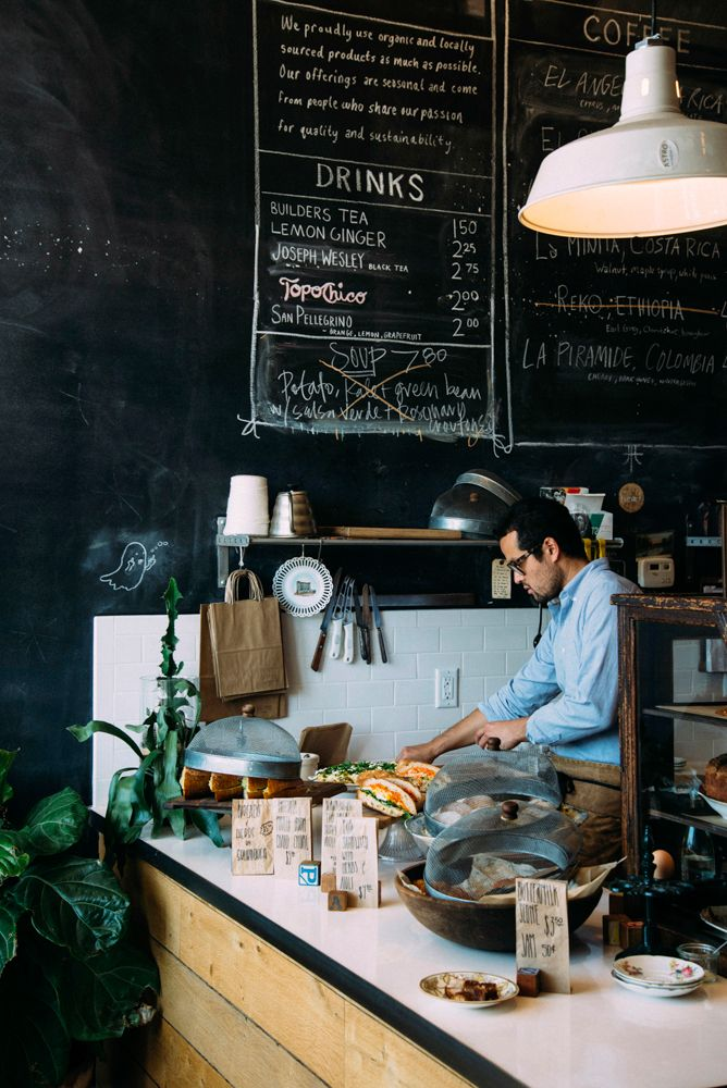 Astro Coffee in Detroit
