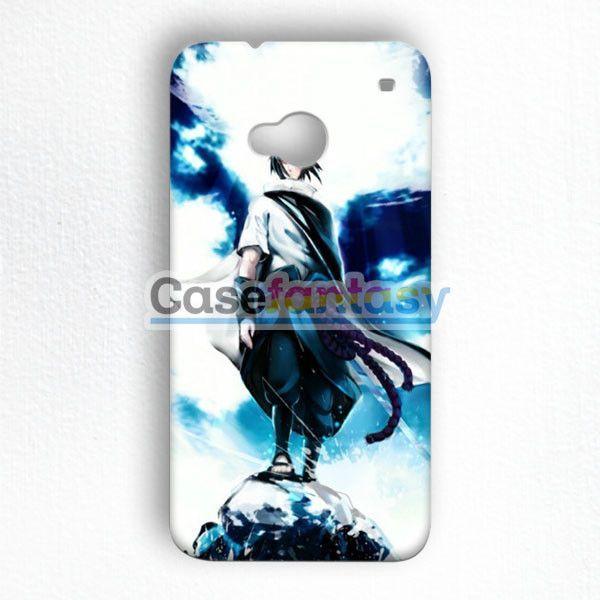 Uchiha Sasuke Sharingan Wallpaper HTC One M7 Case | casefantasy