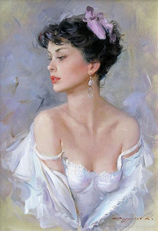 Assez 264 best Peintre Konstantin Razumov images on Pinterest | Painting  AK45