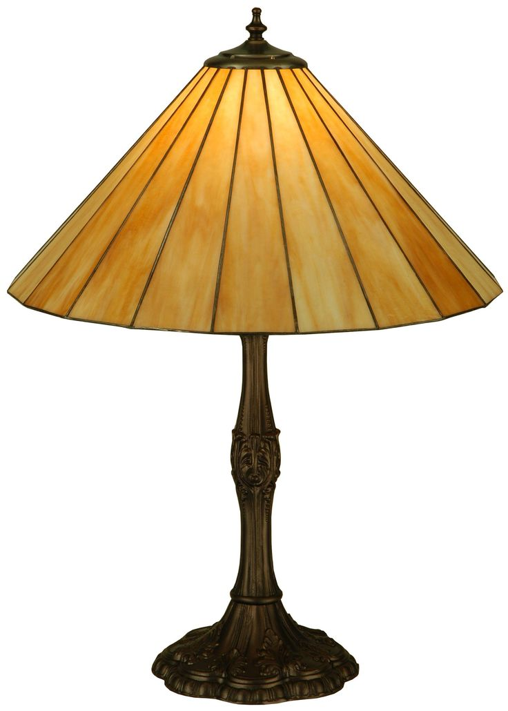 "Meyda 26.5""H Duncan Beige Table Lamp"