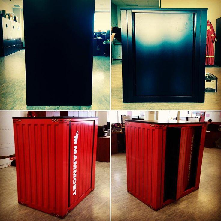 "Vinyl Wrap Kitchen Cabinets: ""Amazing! Custom Printed Vinyl Wrap Transforms A Simple"