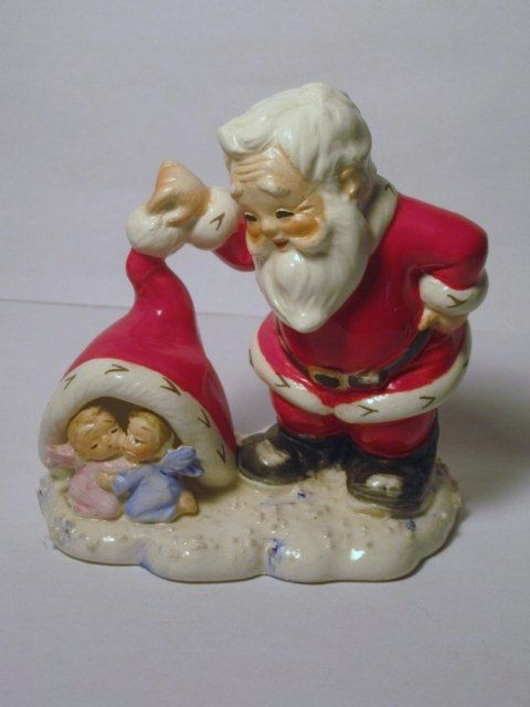 238 Best Images About Vintage Christmas Figures On