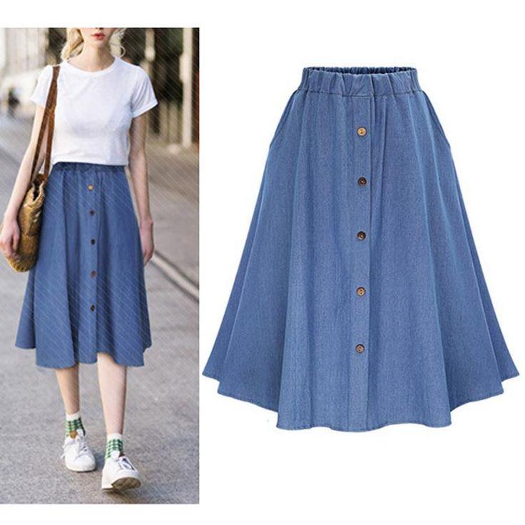 Chelsea Satin Midi Skirt in 2020 | Midi skirt casual