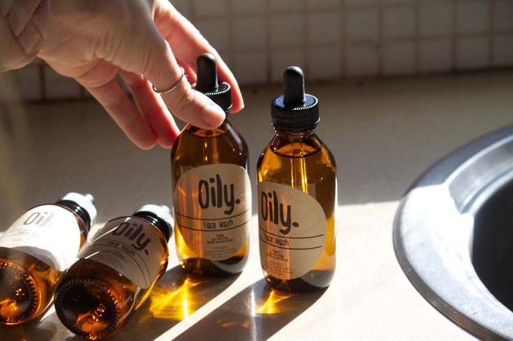 Oil cleansing for a natural balance