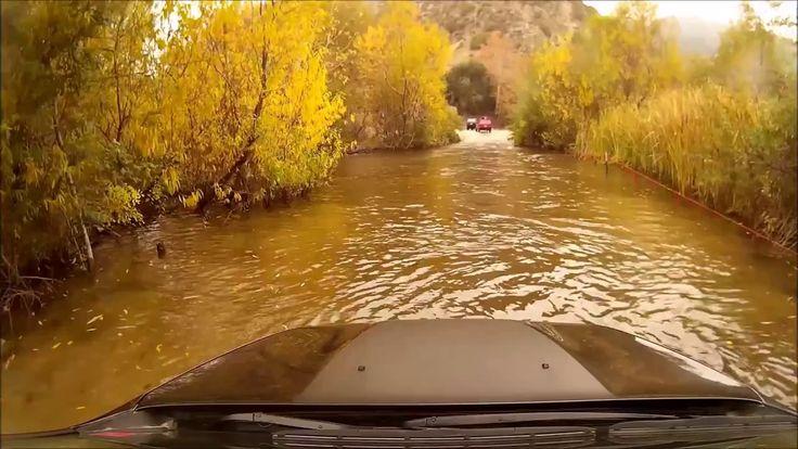 Jeep Cherokee Trailhawk - Deep Water Crossing Obstacles #jeep #jeeplife #Wrangler #jeeps #Cherokee #JeepMafia #offroad #4x4