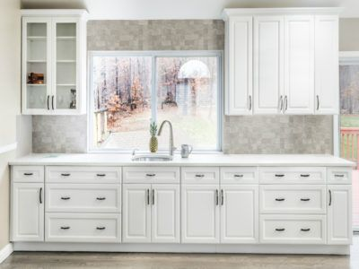 Fabuwood Landmark Brandy Kitchen Cabinets