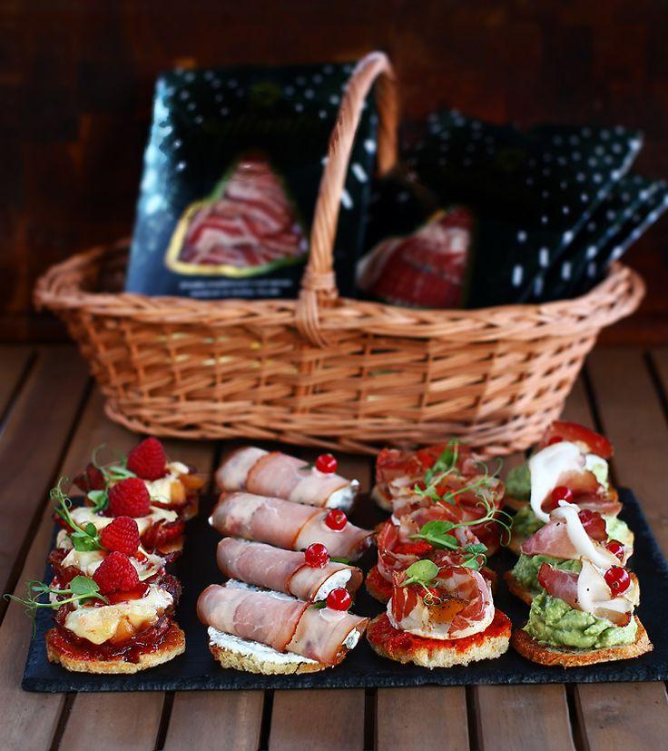 aperitive festive cu produse salinate