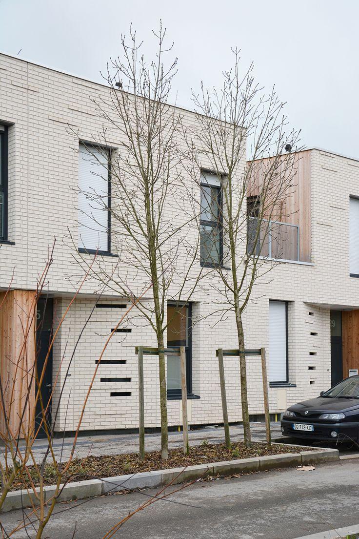 Les Margueritois _ 17 Maisons à Lille