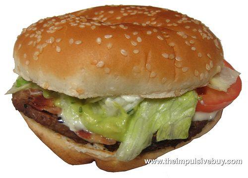 REVIEW: Burger King California Whopper
