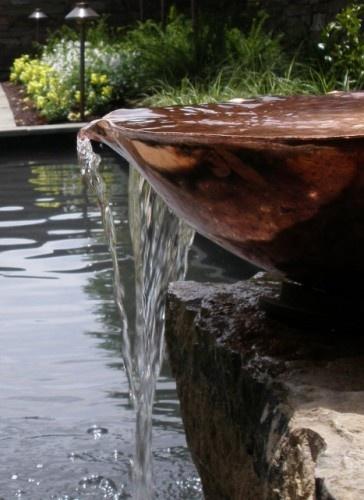 Copper Bowl Fountain