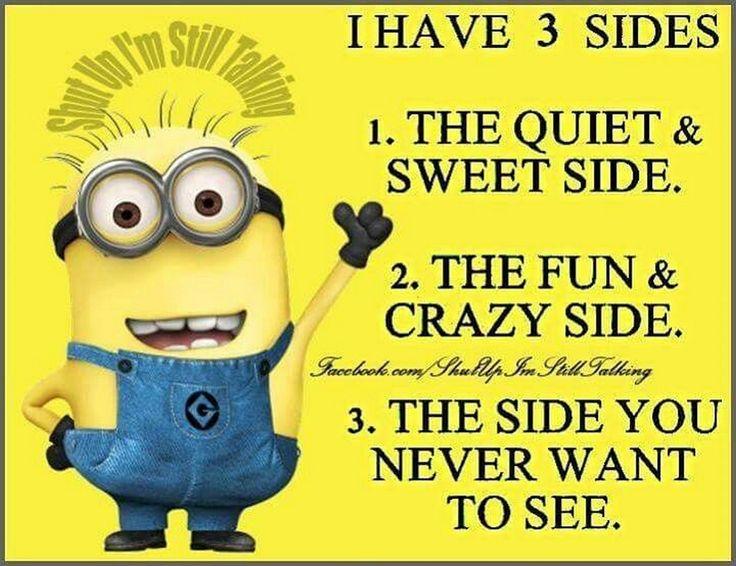 Pinterest Funny Crazy Quotes: Sacramento Funny Minions (09:59:28 AM, Friday 24, June