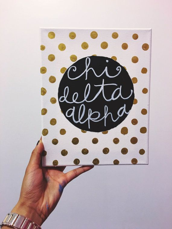8x10 acrylic sorority canvas  ANYONE WHO GOES TO VIRGINIA TECH OR OHIO UNIVERSITY: MESSAGE US FOR A FREE SHIPPING COUPON (we will set up a place for