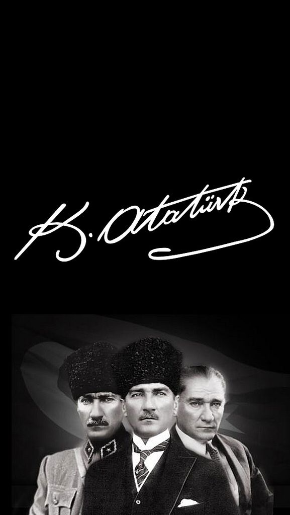 Atatürk Lockscreens & Wallpapers - https://itunes.apple.com/app/id851311895