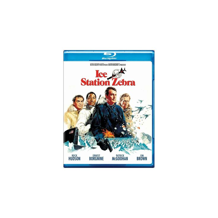 Ice station zebra (Blu-ray)