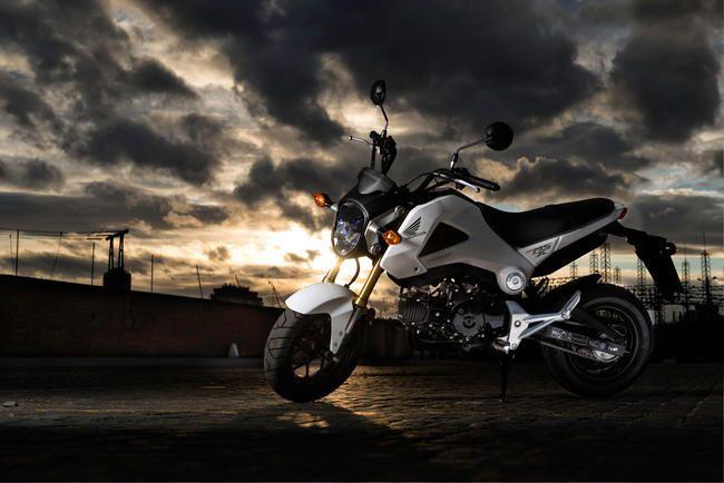 Honda MSX125 2014 http://www.hondamotovalencia.es  Concesionario oficial Honda valencia