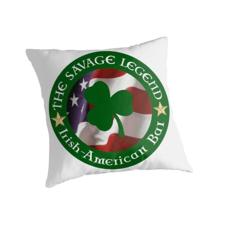 TSLB Shamrock on flag in halo by SavageLegendBar
