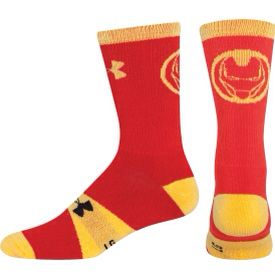 Ironman basketball socks