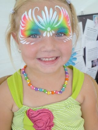 carnival mask face paint | Re: Trying to choose... watch the tiara
