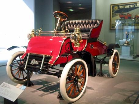 Early American Automobiles 1902 Models