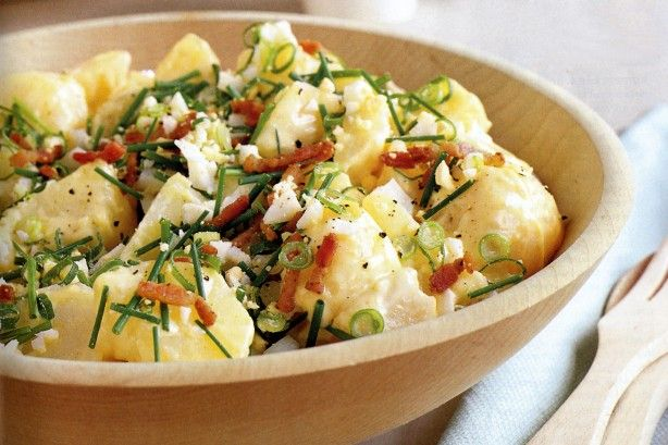 Potato salads are always popular at Christmas time — and this is the highest rated one on Taste.com.au!