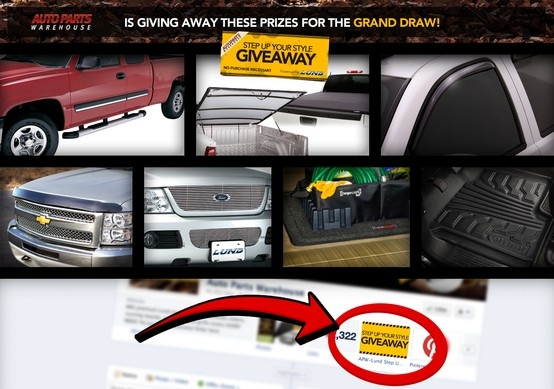 The GRAND DRAW period of the Step Up Your Style Giveaway is now OPEN! At the end of the week, ONE (1) Lucky winner will win:  - Lund Tonneau Cover - Lund Running Boards/Nerf Bars - Lund Window Visors - Lund Bug Shield - Lund Grille Cover - Lund Cargo Liners - Lund Floor Mats  Entry count resets to ZERO (0) every week, so you must enter again this week if you want to win the Grand Draw! Join HERE: http://woobox.com/bncdt2