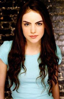Elizabeth Gillies Teen