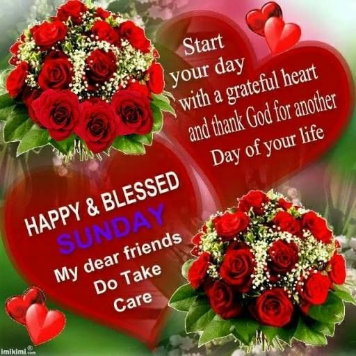 Good morning sister, wish you a beautiful Sunday, take care, God bless♥★♥ .