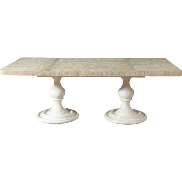 You'll love the Ingenue Extendable Dining Table at Perigold - Great Deals on all products with Free Shipping on most stuff, even the big stuff.