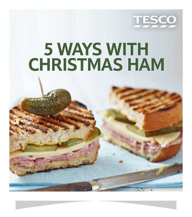 5 Ways With Christmas Ham