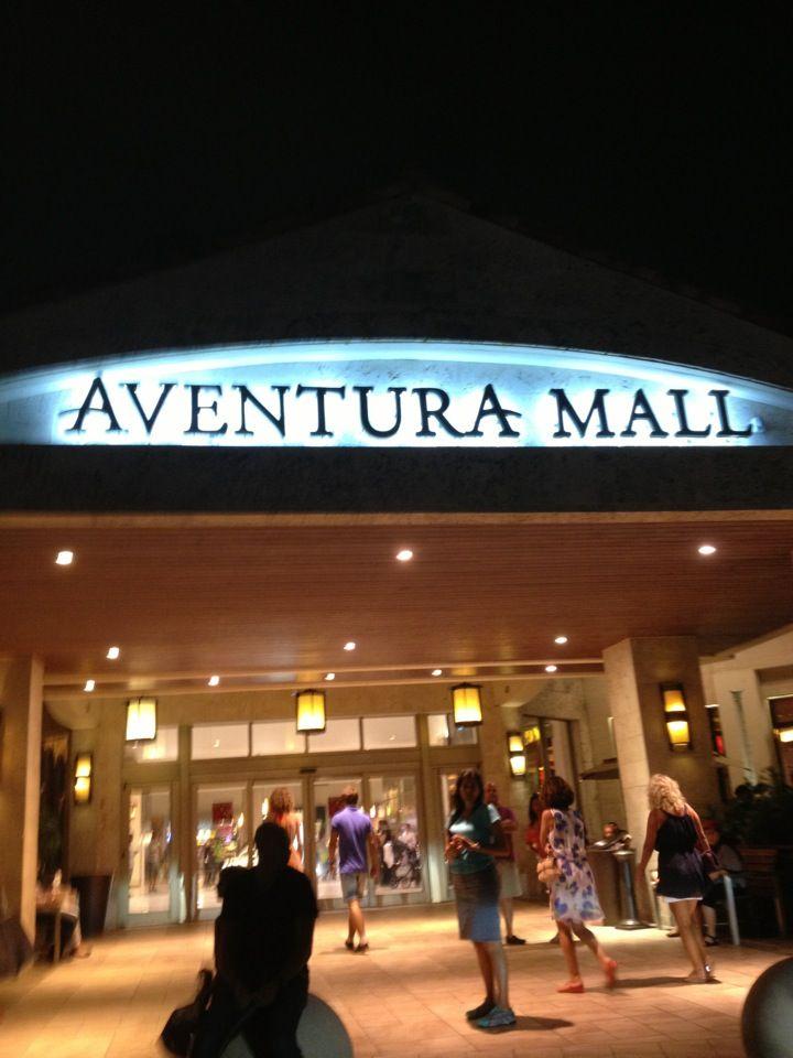 Aventura Mall in Aventura, FL