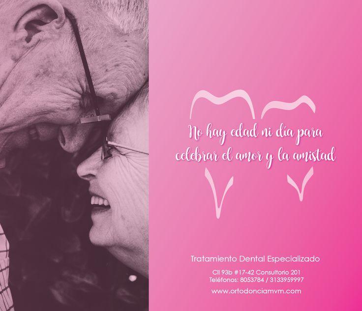 Todos los días son buenos para decir: - te quiero, gracias por estar aquí. #FelizDia para todos!  #DiaDelAmorYLaAmistad  #FelizMartes  www.ortodonciamvm.com  Consultas: 8053784 - 6363236  Móvil 313 395 99 97  WhatsApp 321 4595296  #OdontologiaBogota #Ortodoncia #Odontologia #SaludOral #ClinicaOdontologica #Belleza #Blanqueamiento #DiseñoDeSonrisa #Sonrie Orthodontics #Braces #DentalCare #DentalHealth #Health #OralHealth #OralHealthColombia #Sonrie #Dientesperfectos #felizdia #l4l #like4like…