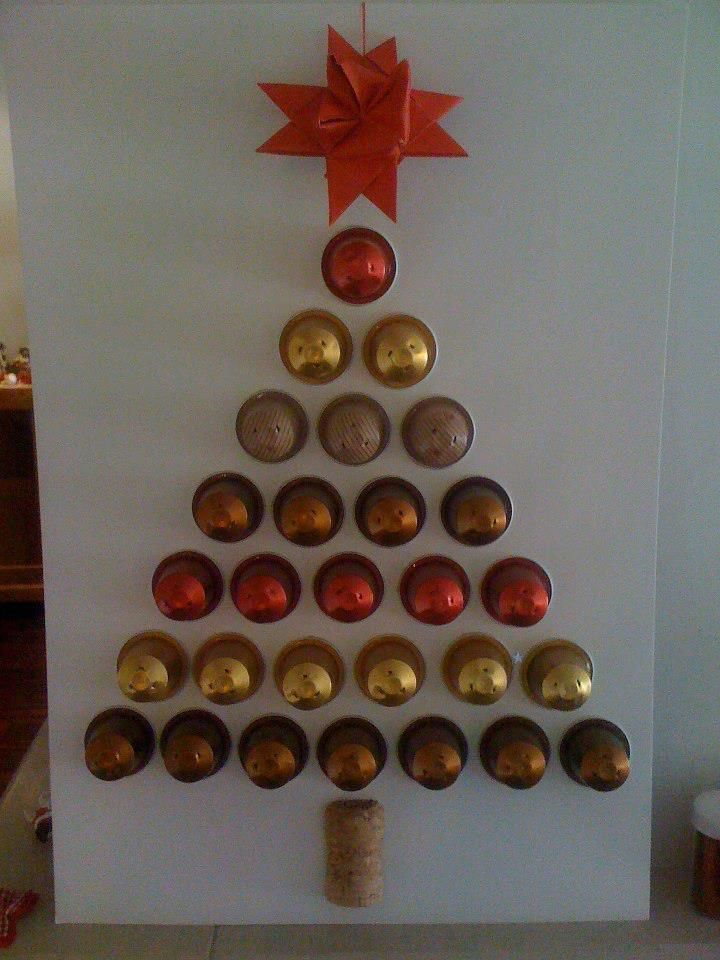 Extrem 24 best Nespresso Natal images on Pinterest | Christmas crafts  LK65