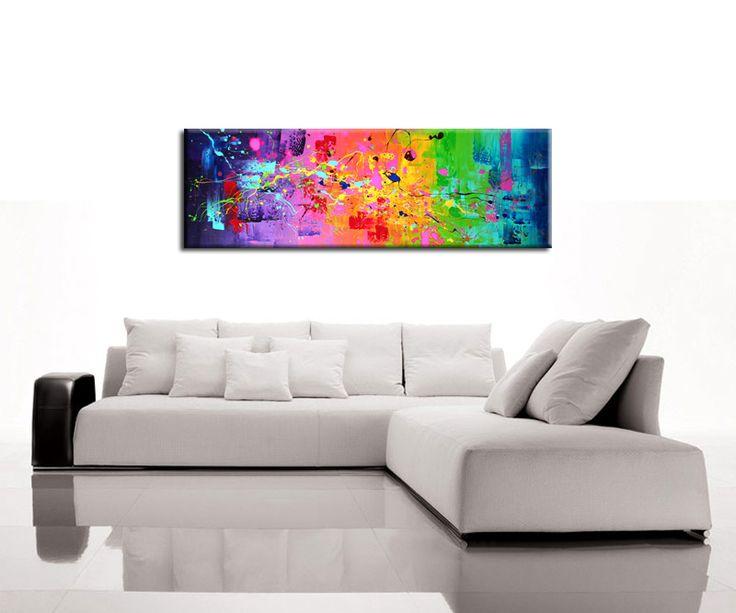 35 beste afbeeldingen over schilderijen op pinterest canvas kunst muur verf en cursieve - Moderne kamer volwassen schilderij ...