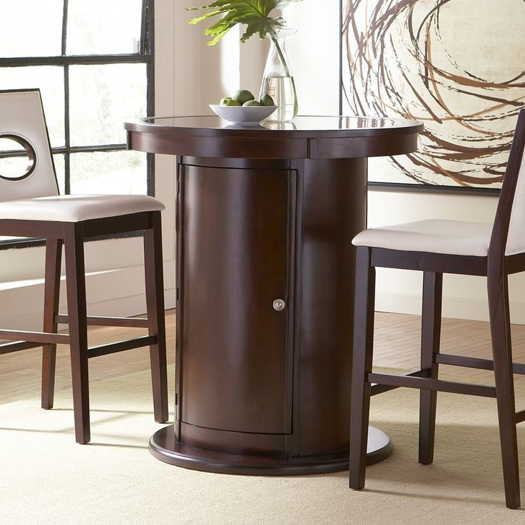 Tall Round Bar Table And Chairs